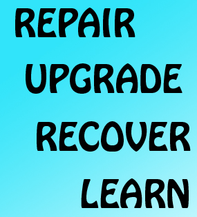 repair upgrade recover learn